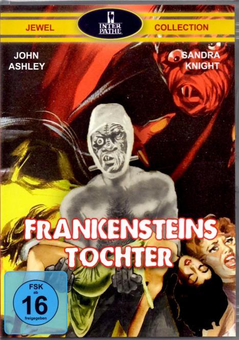 Frankensteins Tochter (Klassiker)