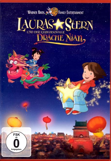 Lauras Stern Und Der Geheimnisvolle Drache Nian (Animation)