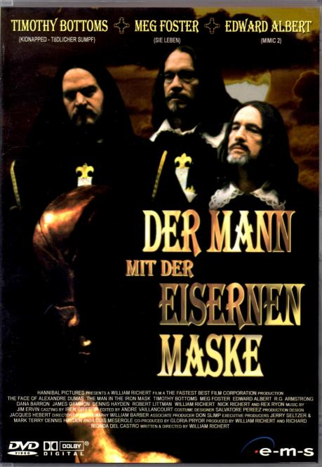 Der Mann Mit Der Eisernen Maske