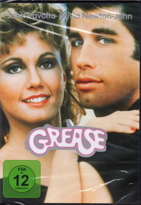 Grease 1 (Kultfilm) (Siehe Info unten)