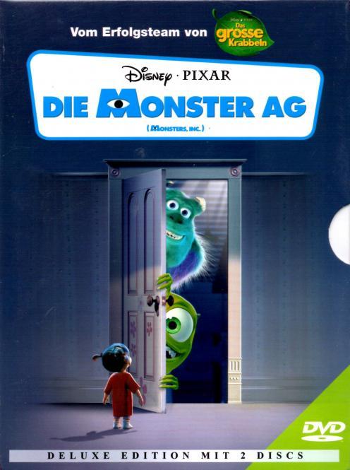 Die Monster AG (1) (Disney) (2 DVD) (Deluxe Edition)