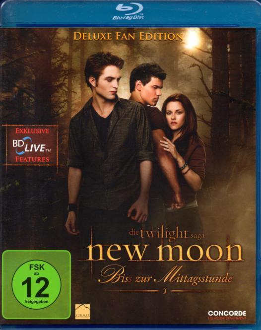 New Moon (Twilight 2) (Deluxe Fan Edition)