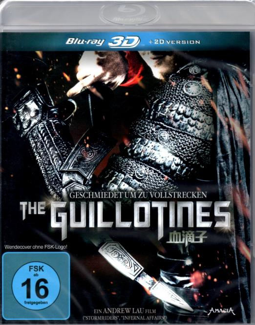 The Guillotines (2D & 3D Version)