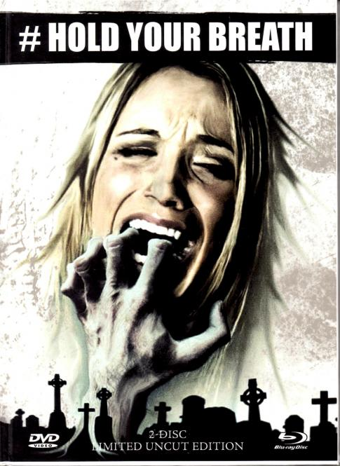 Hold Your Breath (Limited Uncut Mediabook) (Cover A) (Nummeriert 161/666) (Rarität)