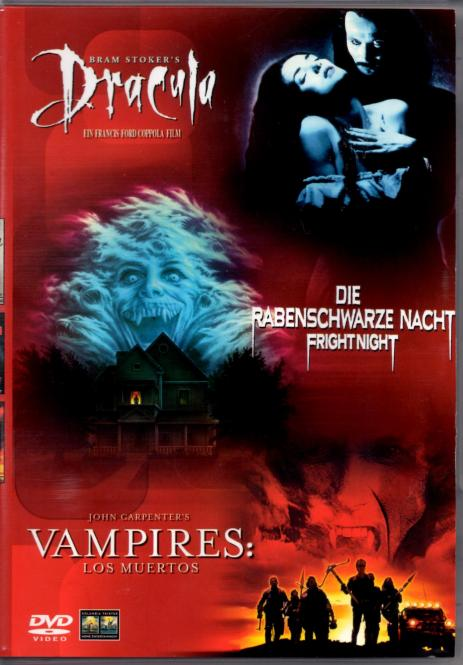 Horror Collection (3 Filme) (Siehe Info unten)