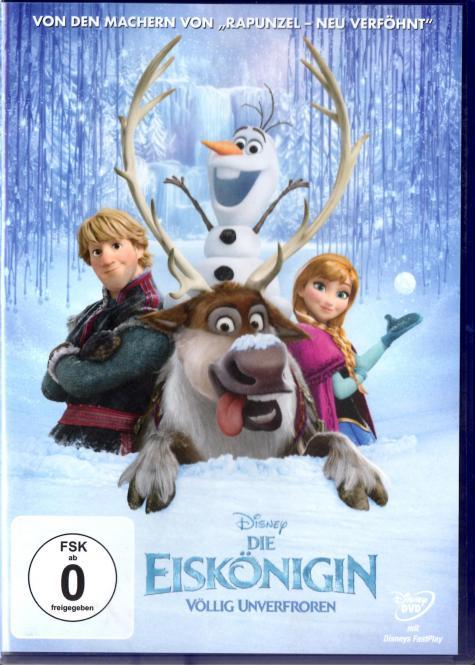 Die Eiskönigin - Völlig Unverfroren (Disney)