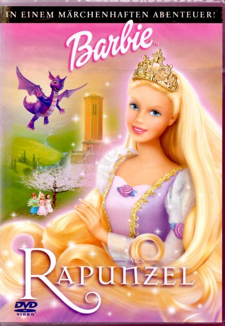 Barbie - Rapunzel (Animation)