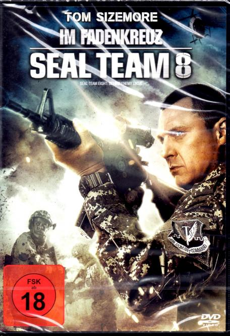 Seal Team 8 - Im Fadenkreuz (Rarität)