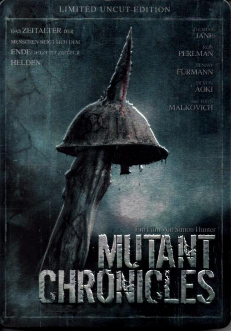 Mutant Chronicles (Limited Uncut Steelbox Edition)