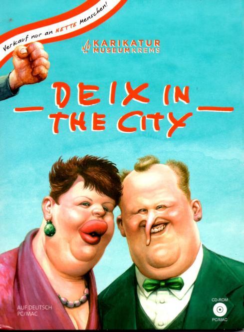 Deix In The City - Karikatur Museum Krems