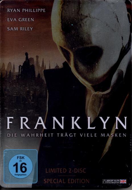 Franklyn - Die Wahrheit Trägt Viele Namen