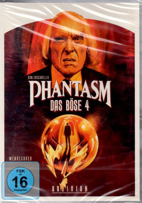 Phantasm 4 - Das Böse 4: Oblivion (Uncut)