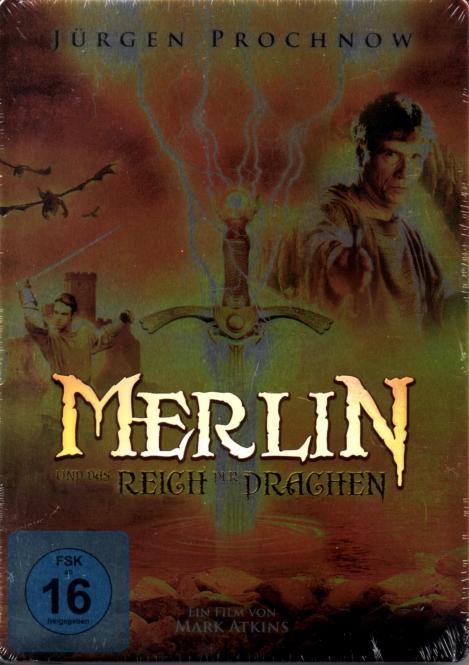 Merlin Und Das Reich Der Drachen (Steelbox)