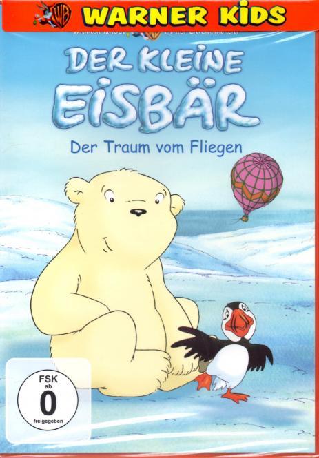 Der Kleine Eisbär - Der Traum Vom Fliegen (Animation)