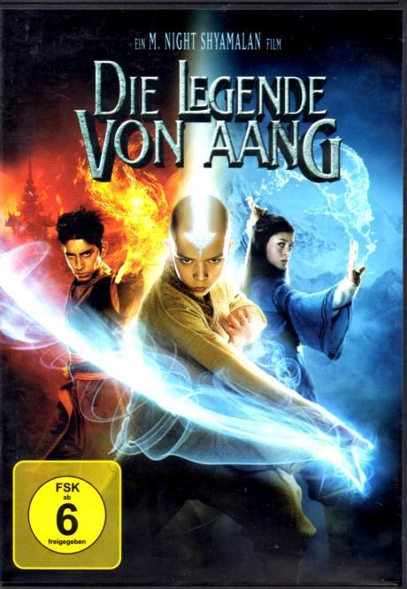 Die Legende Von Aang - Last Airbender