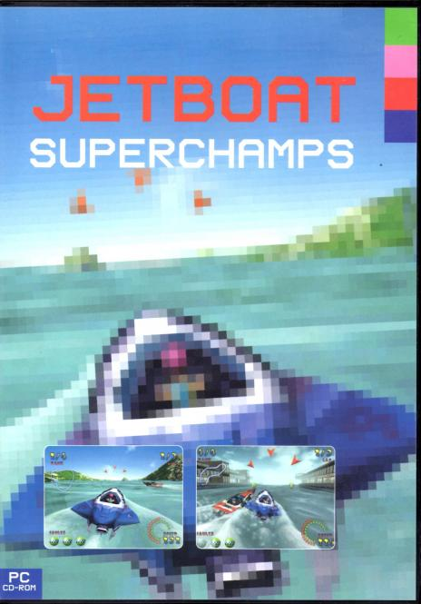 Jetboat Superchamps