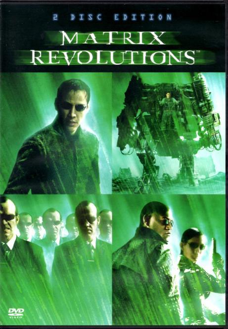 Matrix 3 - Revolutions (2 DVD)