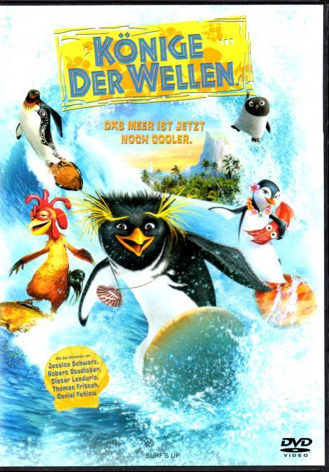 Könige Der Wellen 1 (Animation)