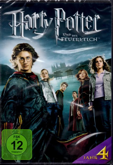 Harry Potter 4 - Feuerkelch