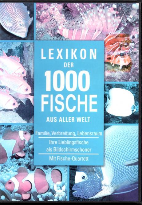 Lexikon Der 1000 Fische