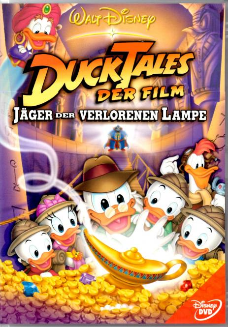 Duck Tales - Der Film : Jäger Der Verlorenen Lampe (Disney)