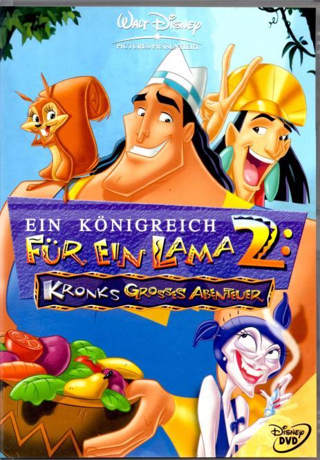 Ein Königreich Für Ein Lama 2 (Disney)