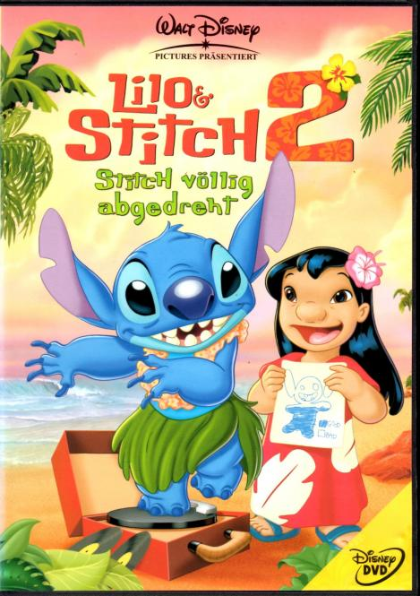 Lilo & Stitch 2 (Disney)