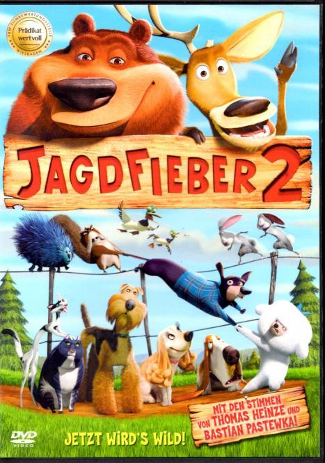 Jagdfieber 2 (Animation)