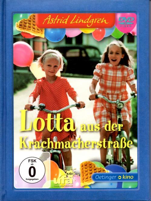 Lotta Aus Der Krachmacherstr. (Special Buchformat-Edition Mit Heftchen)