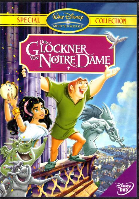 Der Glöckner Von Notre Dame 1 (Disney) (Siehe Info unten)
