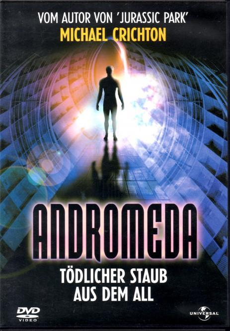 Andromeda Tödlicher Staub