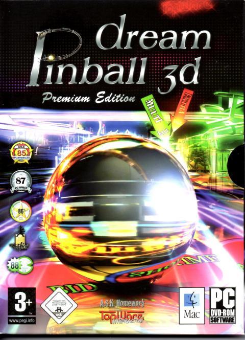 Dream Pinball 3D - Premium Edition