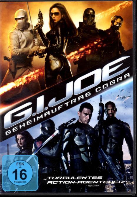 G.I. Joe 1 - Geheimauftrag Cobra