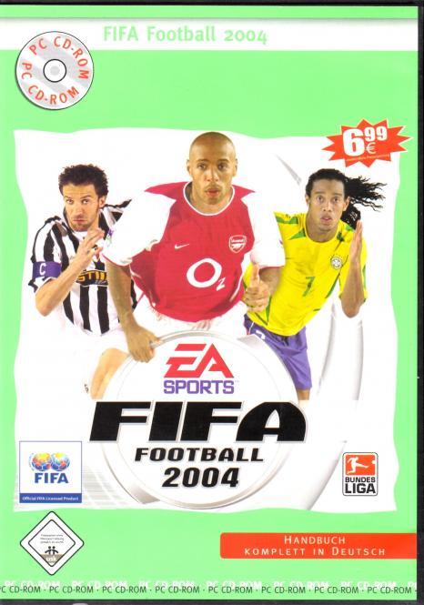 Fifa Football 2004 (Siehe Info unten)