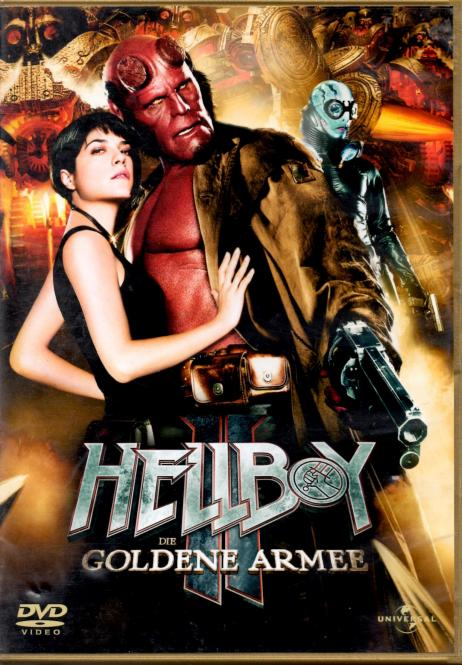 Hellboy 2 - Die Goldene Armee