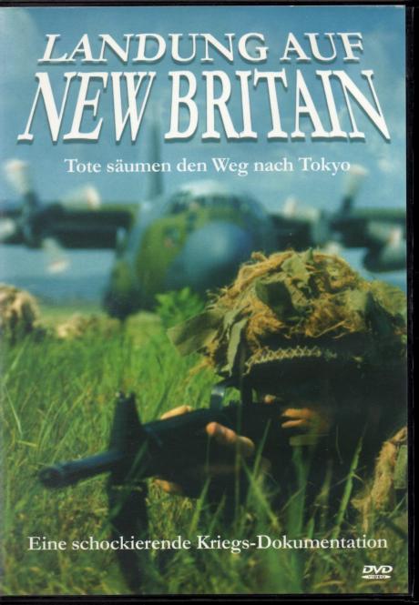 Landung Auf New Britain