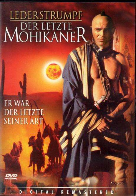 Der Letzte Mohikaner - Lederstrumpf