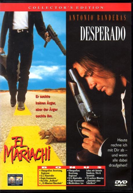 El Mariachi & Desperado