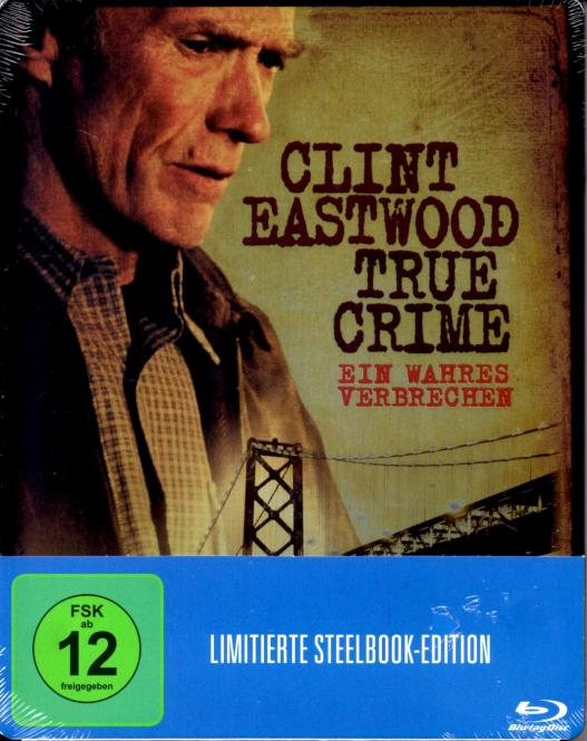 Ein Wahres Verbrechen (True Crime) (Limited Steelbox Edition)