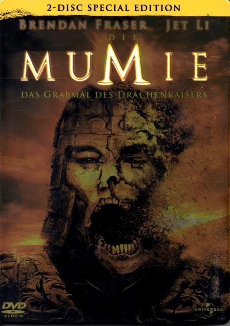 Die Mumie 1 (2 DVD) (Special Edition) (Steelbox)