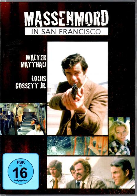 Massenmord In San Francisco