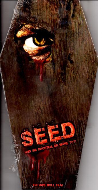 Seed (Sarg-Cover)  (Limited Edition)  (CD & DVD)  (Rarität)