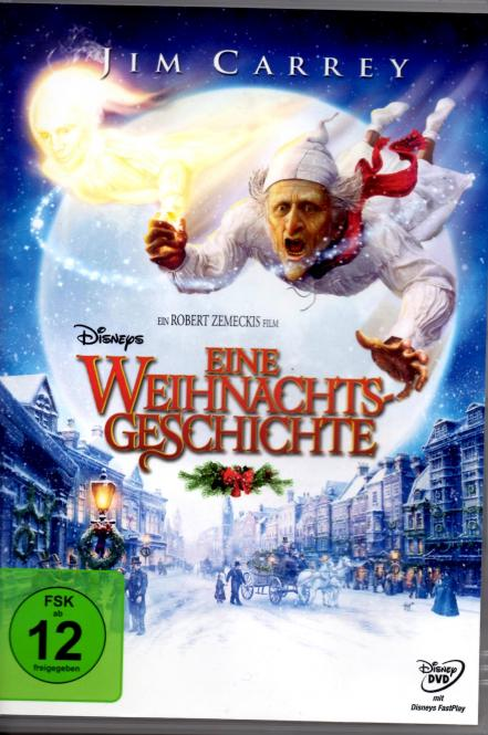 Eine Weihnachtsgeschichte - Scrooge (Disney)