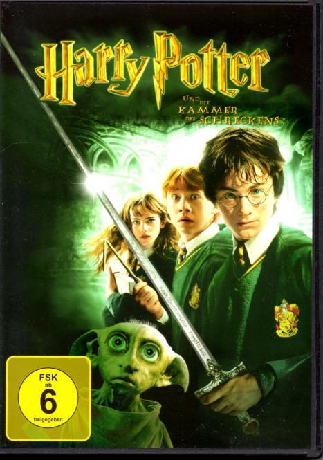 Harry Potter 2 - Kammer Des Schreckens