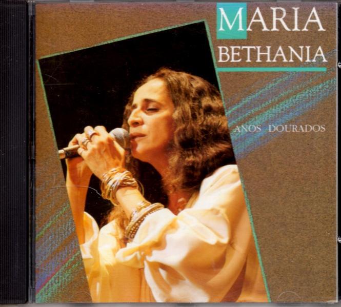 Maria Bethania - Anos Dourados (Rarität) (Siehe Info unten)