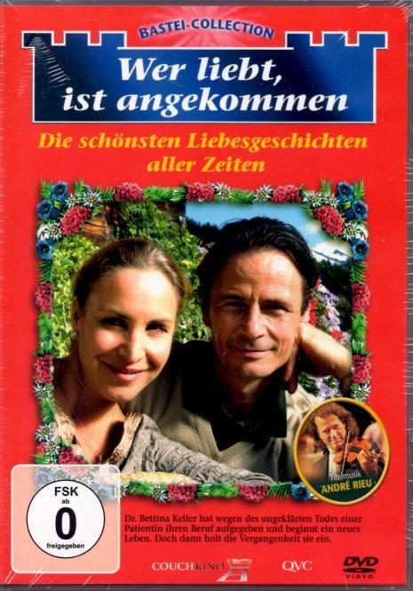 Wer Liebt Ist Angekommen (Bastei-Collection)