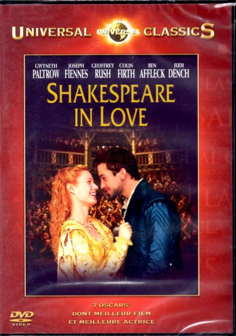 Shakespeare In Love (KEIN DEUTSCHER TON !!)