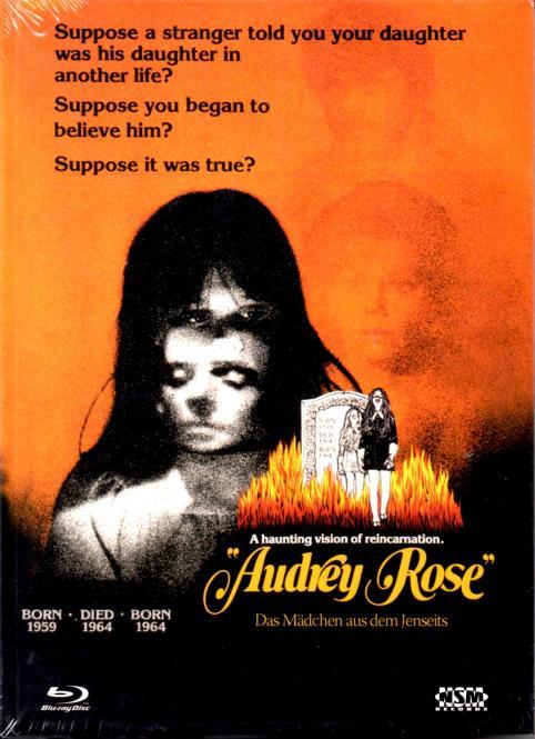 Audrey Rose - Das Mädchen Aus Dem Jenseits (Limited Uncut Mediabook) (Cover B) (Nummeriert 121/333) (Rarität)