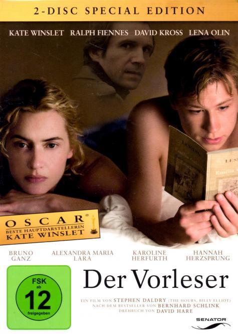 Der Vorleser (2 DVD) (Special Edition) (Siehe Info unten) (Rarität)