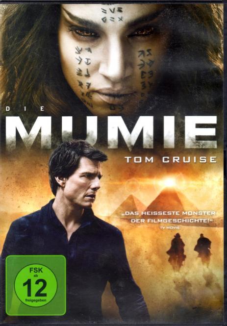 Mumie (Tom Cruise) (Siehe Info unten)